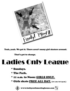 Ladies Only League