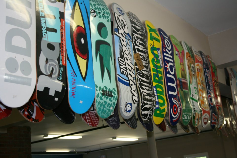 Skate Shop at Bath Skate Park