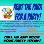 WEB rent park