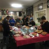 A Successful Holiday Potluck Dinner!