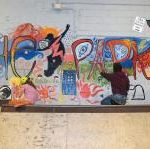 Bath-area Youth Create Mural